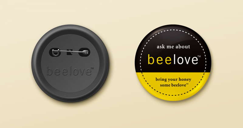 Beelove-Pin-Button